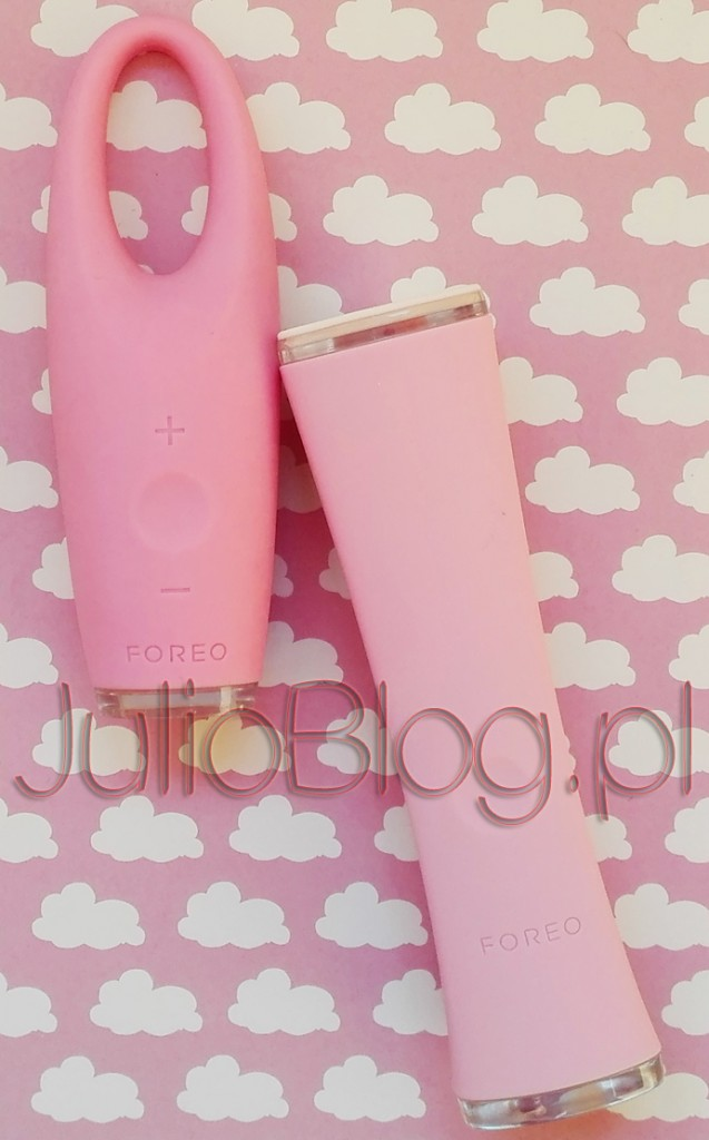 masażer-okolic-oczu-FOREO-IRIS-599zł-Foreo-Iris-Petal-Pink-różowy-urządzenie-przeciwtrądzikowe-FOREO-ESPADA-649zł-Pink-różowe-Foreo-Espada-gadżety-akcesoria-foreo-JulioBlog