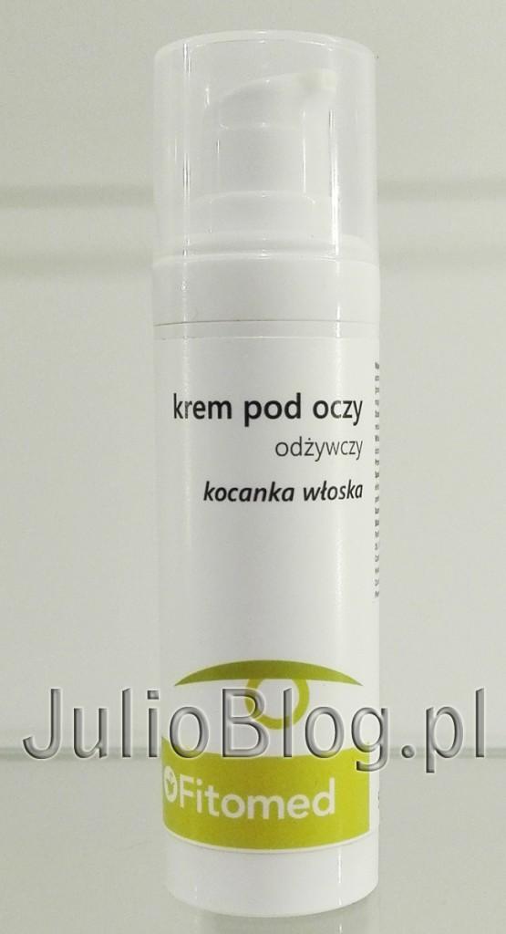 Odżywczy-krem-pod-oczy-FITOMED-kocanka-włoska-30ml-37zł-JulioBlog.pl-blog-Julii-recenzje-opinie-porównanie-Fitomed-naturalne-kosmetyki-naturalna-pielęgnacja-skóra-wokół-oczu-kremik