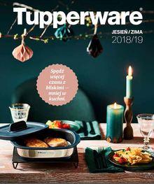 TUPPERWARE katalog jesień 2018 Tupperware akcesoria do gotowania kuchenne gadżety najnowszy katalog tupperware Polska