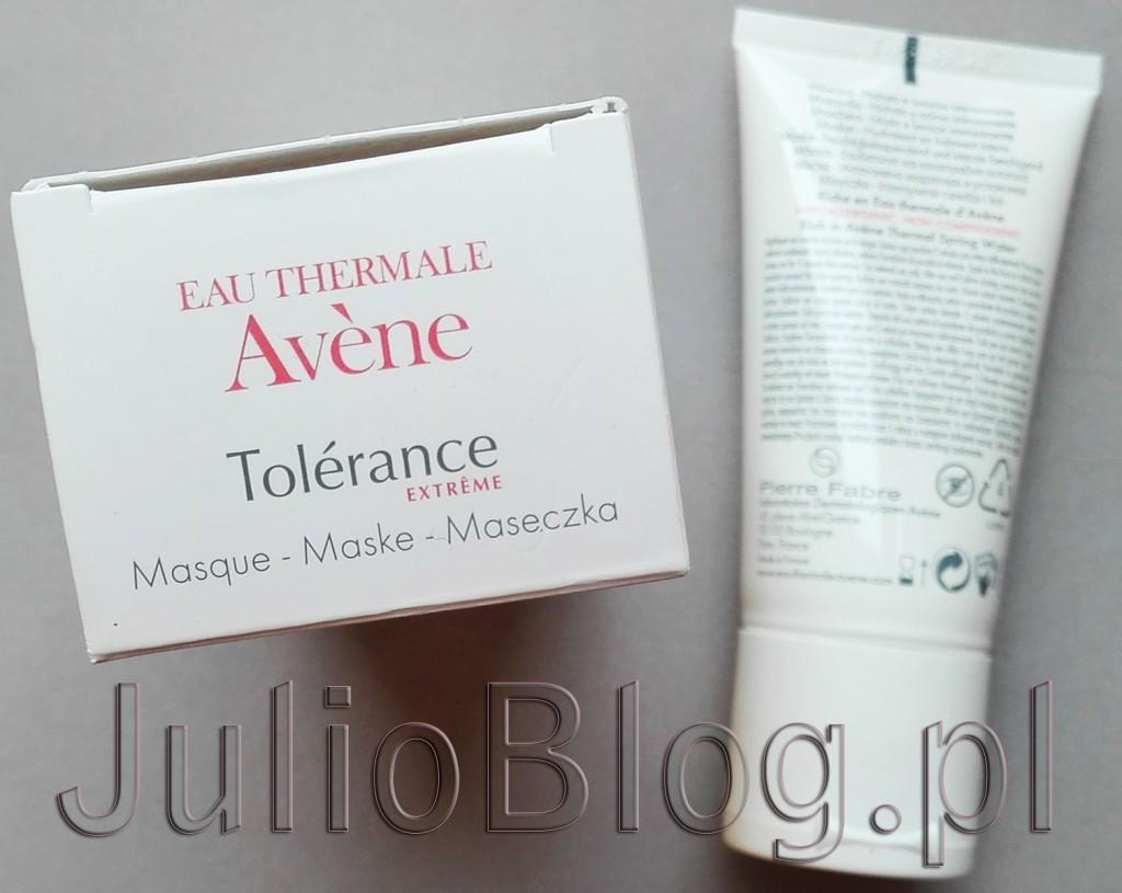 Avene-TOLERANCE-EXTREME-opinia-ocena-recenzja-czy-warto-niesponsorowany-blog-Julii-AVENE-Tolerance-Extreme-maseczka-do-twarzy-dla-skóry-wrażliwej-łagodząca-maska-avene