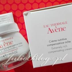 Wzbogacony krem odżywczy do skóry bardzo suchej i wrażliwej Avène Eau Thermale Crème Nutritive Riche Pierre Fabre DERMATOLOGIE (50ml/119.99zł). Wzbogacony krem odżywczy do skóry bardzo suchej i wrażliwej Avène Eau Thermale Crème Nutritive Riche Pierre Fabre DERMATOLOGIE (50ml/119.99zł) Wzbogacony krem odżywczy do skóry bardzo suchej i wrażliwej Avène Eau Thermale Crème Nutritive Riche Pierre Fabre DERMATOLOGIE – skład (INCI): AVENE THERMAL SPRING WATER (AVENE AQUA). BUTYROSPERMUM PARKII (SHEA BUTTER) (BUTYROSPERMUM PARKII BUTTER). CETEARYL ISONONANOATE. GLYCERIN. CARTHAMUS TINCTORIUS (SAFFLOWER) SEED OIL (CARTHAMUS TINCTORIUS SEED OIL). BIS-PEG-12 DIMETHICONE BEESWAX. ISODODECANE. CETYL ESTERS. POLYACRYLATE-13. RACHIDYL ALCOHOL. ARACHIDYL GLUCOSIDE. BEHENYL ALCOHOL. BENZOIC ACID. BETA-SITOSTEROL. BHT. CAPRYLIC/CAPRIC TRIGLYCERIDE. CHLORPHENESIN. DISODIUM EDTA. FRAGRANCE (PARFUM). GLYCERYL STEARATE. GLYCINE SOJA (SOYBEAN) SEED EXTRACT (GLYCINE SOJA SEED EXTRACT). PEG-100 STEARATE. PEG-32. PEG-400. PHENOXYETHANOL. POLYISOBUTENE. POLYSORBATE 20. SODIUM HYDROXIDE. SORBITAN ISOSTEARATE. TOCOPHERYL GLUCOSIDE. WATER (AQUA). Wzbogacony krem odżywczy do skóry bardzo suchej i wrażliwej Avène Eau Thermale Crème Nutritive Riche Pierre Fabre DERMATOLOGIE (50ml/119.99zł) Avène Eau Thermale Crème Nutritive Riche – wzbogacony krem odżywczy – Pielęgnacja odżywcza bardzo suchej i wrażliwej skóry. Krem stworzony na bazie roślinnych składników zbliżonych do składu cementu międzykomórkowego, idealnie uzupełnia niedobór lipidów oraz odbudowuje płaszcz hydrolipidowy skóry. Chroni skórę przed szkodliwymi czynnikami zewnętrznymi dzięki zawartości pretokoferylu – prekursora witaminy E o działaniu antyrodnikowym. Krem odżywczy nawilża i odżywia skórę, która dzień po dniu odzyskuje uczucie komfortu, elastyczność i blask. Bogaty w wodę termalną Avène. 119.99ZŁ, 119ZŁ, 50ML, ARACHIDYL GLUCOSIDE, AVENE, AVENE EAU THERMALE, AVÈNE EAU THERMALE CRÈME NUTRITIVE RICHE, AVENE THERMAL SPRING WATER, BEHE