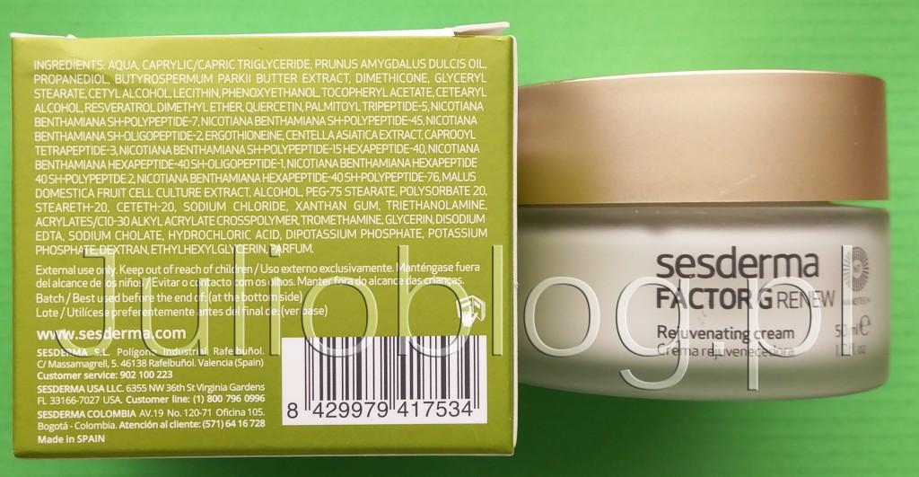 skoncentrowany-krem-z-czynnikami-wzrostu-dla-odmłodzenia-twarzy--SASDERMA-FACTOR-G-Factor-G-Rejuvenating-Cream-sasderma-wegański-peptydy-mimetyczne-komórki-macierzyste-Malus-Domestica