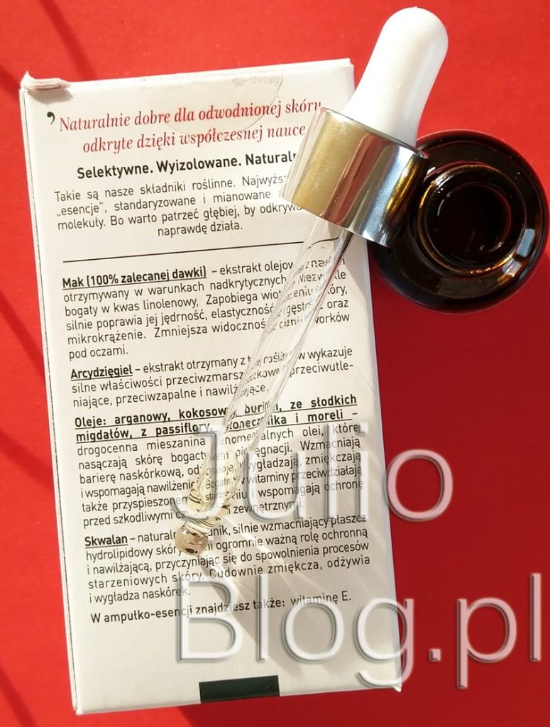 JulioBlog.pl-UZDROVISCO-Olejowa-esencja-odmładzająca-wygląd-mak-arcydzięgiel-olej-arganowy-kokosowy-buritti-oleje-ze-słodkich-migdałów-słonecznika-moreli-skwalan-opinia-recenzja