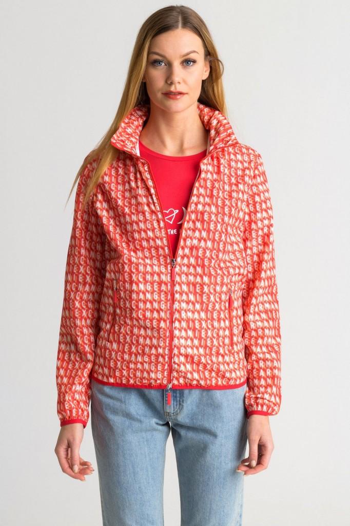 KURTKA ARMANI EXCHANGE 709zł wiosna 2020 trendy JulioBlog.pl modne kurtki na wiosnę 2020