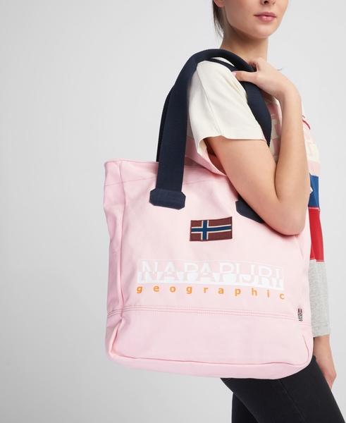 Torba sportowa Napapijri 369zł modne torebki na wiosnę 2020 modna torba wiosna 2020 duże torby trendy 2020 torebka xxl