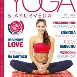 """Kwartalnik Yoga & Ayurveda. oga & Ayurveda to pierwszy w Polsce magazyn poświęcony jodze i ajurwedzie. Wydawany w oparciu o Yoga Magazine, pisma które od 10 lat znane jest czytelnikom Wielkiej Brytanii, Portugalii, Japonii, Hiszpanii i USA. Wvydanie polskie zawiera artykuły autorstwa rodzimych ekspertów, nauczycieli i entuzjastów jogi i ajurwedy. julioblog.pl kwartalnik który wypatrzyłam Magazyn Yoga & Ayurveda Zagadnienia na temat zdrowego stylu życia, joga jako nauka usprawniająca ciało, umysł i świadomość, ajurweda jako najstarsza na świecie i praktykowana do dziś gałąź medycyny holistycznej, ponadto kosmetyki, dieta, porady i wiadomości ze świata jogi. Informacje o najnowszym wydaniu magazynu Yoga & Ayurveda ZIMA 2015 zaczerpnęłam ze strony internetowej: yoga-mag.pl, na której można również zamówić prenumeratę (60zł za 4 wydania). Kwartalnik Yoga & Ayurveda można również kupić w innych salonach prasowych (1Minute, Empik), a nawet – podobno – w Hebe. Wszystkich joginów – narciarzy zapraszamy do lektury artykułu Magdy Kapeli naszego Nauczyciela Numeru, w którym znajdziecie propozycje asan przygotowujących ciało do bezpiecznego zimowego szaleństwa. O tym jak wykorzystać zasady ajurwedy zimą i zadbać o urodę i prawidłowe nawilżenie dowiecie się z artykułu """"Ajurweda w naszym klimacie"""". Polecamy także trzy niezwykle ciekawe wywiady – Vijan Jain – chirurg z 40 letnim stażem i konsultant ajurwedy z 15 letnim stażem mówi o pracy nad sobą podczas terapii ajurwedyjskiej, prof. Janusz Szopa – o polskich osiągnięciach w zakresie rozwoju jogi akademickiej, a kultowy wokalista lat 60-tych Stan Borys opowiada o swojej pasji do śpiewu i jogi. Czy wiecie, że Polka – Wanda Dynowska (1888-1971) polska pisarka, tłumaczka, działaczka społeczna, popularyzatorka teologii i filozofii hinduizmu w Polsce nazywana była przybraną matką Dalajlamy. Historię jej życia i działalności pięknie opisał w tym wydaniu Krystian Mesjasz. O tym jak w Polsce rozwija się Joga Śmiechu, co nam daje, skąd po"""