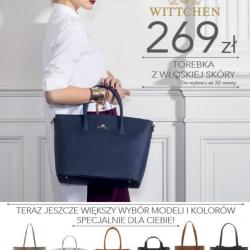 Torebki WITTCHEN znowu w Lidlu: październik 2015. również w tym roku Lidl będzie sprzedawał w swoich sklepach torebki Wittchena. Akcja zacznie się w sobotę – 17 października 2015. Od soboty 17 października 2015 w sklepach Lidl dostępne będą torebki polskiej marki WITTCHEN w cenie 269zł. Do wyboru 32 wzory. Torebki dostępne w eleganckiej palecie kolorystycznej, a także w eleganckiej czerni. Ponadczasowa kolekcja wysokiej jakości skórzanych toreb renomowanej marki Wittchen to aż 32 wyjątkowe wzory z włoskiej skóry, w najmodniejszych kolorach. Tegoroczna kolekcja to 11 wzorów ze skóry klasycznej, oraz aż 21 wzorów ze skóry saffiano, wykorzystywanej przez najbardziej ekskluzywne marki świata. Saffiano to fakturowana, niezwykle wytrzymała i odporna na zarysowania skóra, z charakterystycznym subtelnym wzorem. Takie wykończenie sprawia, że torby Wittchen wyglądają naprawdę luksusowo. Od soboty 17 października 2015 w sklepach Lidl dostępne będą torebki polskiej marki WITTCHEN w cenie 269zł. Do wyboru 32 wzory. 7 października, 269zł, allegro, jesień, jesień 2015, kolekcja jesień/zima 2015/2016, Lidl, Michael Kors, październik 2015, saffiano, skóra bydlęca, skóra cielęca, skóra naturalna, skóra saffiano, torba Michael Kors, torba WITTCHEN, torebka Michael Kors, torebka Wittchen z Lidla, torebki Michael Kors, torebki WITTCHEN, WITTCHEN